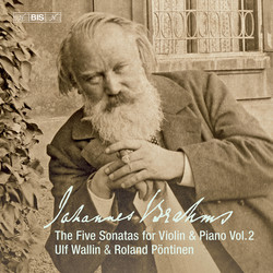 Brahms - The Five Sonatas for Violin & Piano, Vol.2