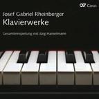 Rheinberger: Piano Works