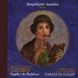 Angelique Ionatos: Sappho de Mytilene