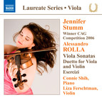 Jennifer Stumm plays music by Rolla