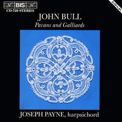 Bull - Pavans and Galliards