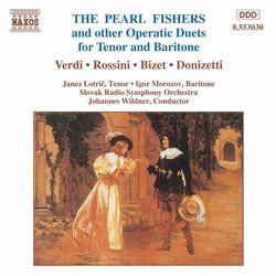 Operatic Duets for Tenor and Baritone