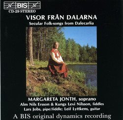 Secular Folk-songs from Dalecarlia, Sweden