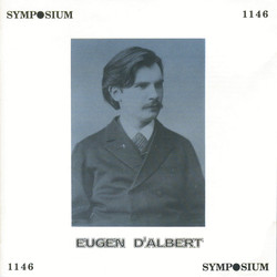 Eugen D'Albert (1913-1930)