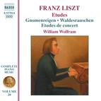 Liszt: 2 Concert Etudes / 3 Etudes De Concert / Mazeppa