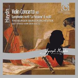 Haydn: Violin Concerto No.1