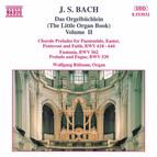 Bach, J.S.: Orgelbüchlein (Das), Vol. 2