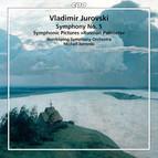 Jurovski: Symphony No. 5 & Symphonic Pictures