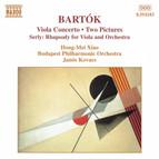 Bartok: Viola Concerto / 2 Pictures, Bb 59