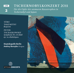 Takemitsu: Requiem for String Orchestra / Tchaikovsky: Symphony No. 6 in B minor Op.74  'Pathetique'