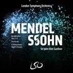 Mendelssohn: Symphonies Nos 1-5, Overtures, A Midsummer Night's Dream