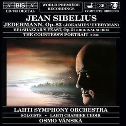 Sibelius - Jedermann, Op.83