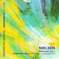 Carl Nielsen: Symphonies Nos. 1 & 2 (Live)