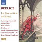 Berlioz: Damnation De Faust (La) (The Damnation of Faust)
