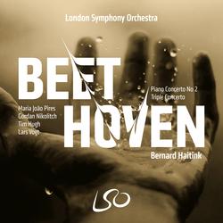 Beethoven: Piano Concerto No. 2 & Triple Concerto
