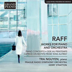 Raff: Works for Piano & Orchestra