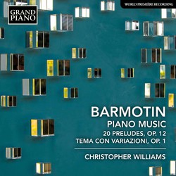 Barmotin: Piano Music