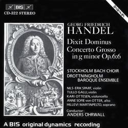 Händel  - Dixit Dominus