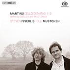 Martinů / Sibelius / Mustonen