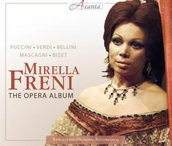 Mirella Freni: The Opera Album