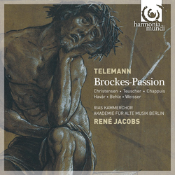 Telemann: Brockes-Passion