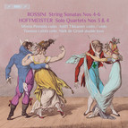 Rossini & Hoffmeister - Quartets with Double Bass, Vol. 2