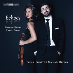 Echoes – works for violin and piano