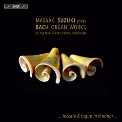 Bach – Organ Works