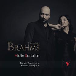 Brahms: Violin Sonatas, Opp. 78, 100 & 108