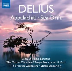 Delius: Appalachia - Sea Drift