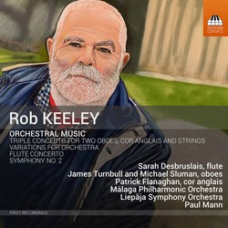 Rob Keeley: Orchestral Music