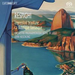 Respighi – Brazilian Impressions