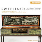 Sweelinck: Works for Keyboard, Vol. 3