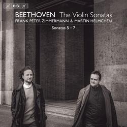 Beethoven – Violin Sonatas, Vol. 2