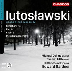 Lutosławski: Orchestral Works IV