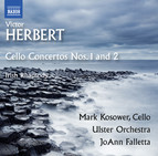 Herbert: Cello Concertos Nos. 1, 2, & Irish Rhapsody