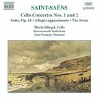 Saint-Saëns: Cello Concertos Nos. 1 and 2 / Suite, Op. 16