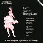 Three, Four & Twenty Lutes