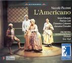 Piccinni: Americano (L')
