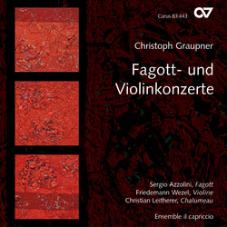 Graupner: Bassoon and Violin Concertos