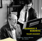 Hommage à Horowitz - Virtuoso transcriptions for piano