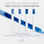 C.P.E. Bach: Cello Concertos