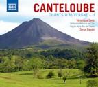 Canteloube: Chants D'Auvergne (Selections), Vol. 2 / Chant De France / Triptyque
