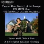 Virtuoso Flute Concerti of the Baroque