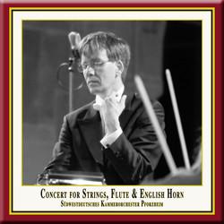 Concert for Strings, Flute & English Horn