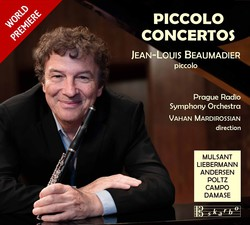 Mulsant, Liebermann & Others: Piccolo Concertos