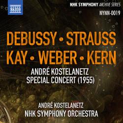 André Kostelanetz Special Concert (Live)