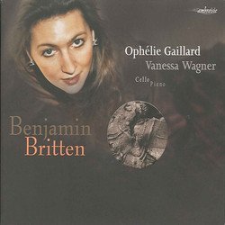 Britten: Cello Sonata, Op. 65 / Cello Suites Nos. 2 & 3