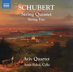Schubert: String Trio in B-Flat Major & String Quintet in C Major