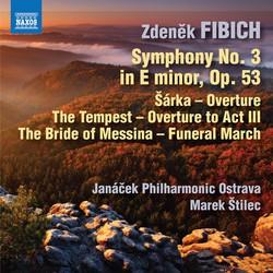 Fibich: Orchestral Works